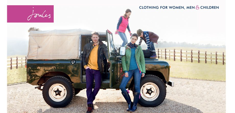 Joules Country Wear at Wetherells in Selby
